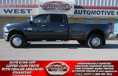 2015 Ram 3500 LONGHORN CUMMINS DUALLY 4X4, AISIN TRANS, LOCAL Truck Crew Cab
