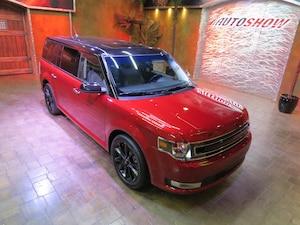 2019 Ford Flex SEL AWD - Pano Roof, Htd Lthr, Nav!