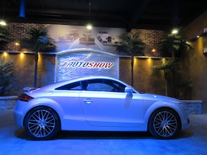 2008 Audi TT ** LOW LOW K!! ** PRISTINE AUDI TT!!  with UPGRADE Coupe