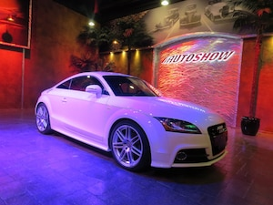 2011 Audi TT S-Line Quattro AWD - Bose & Htd Lthr!