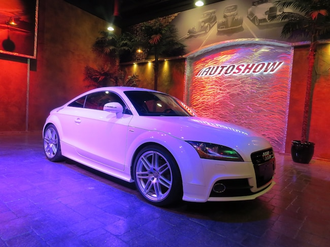 2011 Audi TT S-Line Quattro AWD - Bose & Htd Lthr! Coupe