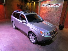 2009 Subaru Forester 2.5X Limited - LOW K!  Pano Roof & Htd Lthr!! SUV