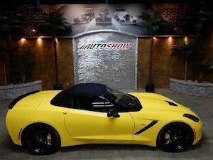 2016 Chevrolet Corvette ** C7 LT3 KALAHARI EDITION **