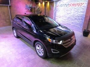 2018 Ford Edge SEL AWD - Pano Roof, Nav, Htd Lthr
