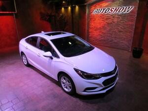 2017 Chevrolet Cruze LT - Htd Seats, S.Roof, Bose, R.Start!!