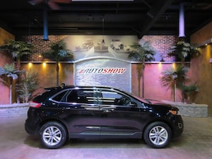 2018 Ford Edge SEL AWD - Pano Roof, Htd Lthr, Navigation!