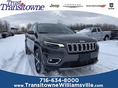 New 2021 Jeep Cherokee For Sale Near Buffalo