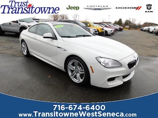 Used 2014 BMW 640i Xdrive Coupe in Elma, NY