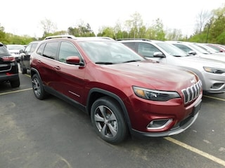 New 2019 Jeep Cherokee LIMITED 4X4 Sport Utility 1C4PJMDN3KD167280 E19164 in Williamsville, NY