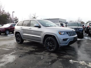 New 2019 Jeep Grand Cherokee ALTITUDE 4X4 Sport Utility in Williamsville, NY