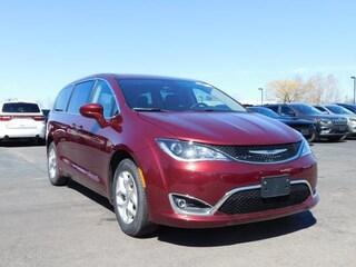 New 2019 Chrysler Pacifica TOURING PLUS Passenger Van 2C4RC1FG4KR627995 E191031 in Williamsville, NY