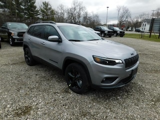 New 2019 Jeep Cherokee ALTITUDE 4X4 Sport Utility in Williamsville, NY