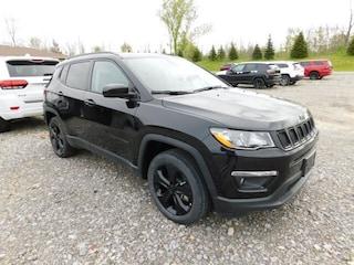 New 2019 Jeep Compass ALTITUDE 4X4 Sport Utility in Williamsville, NY