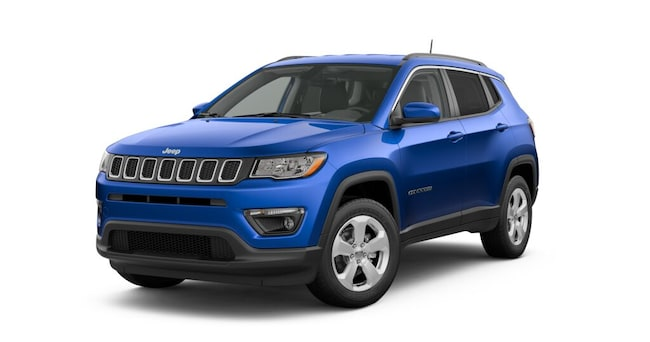 2019 Jeep Compass LATITUDE 4X4 Sport Utility serving Buffalo