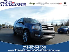 2015 Ford Expedition EL Platinum SUV