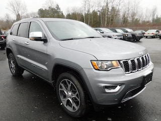 New 2019 Jeep Grand Cherokee LIMITED 4X4 Sport Utility in Williamsville, NY