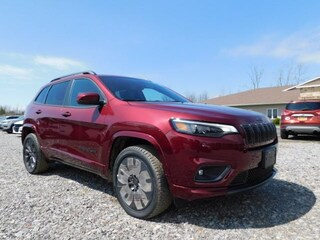 New 2019 Jeep Cherokee HIGH ALTITUDE 4X4 Sport Utility in Williamsville, NY