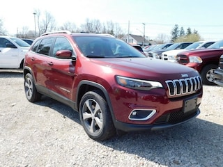 New 2019 Jeep Cherokee LIMITED 4X4 Sport Utility in Elma, NY