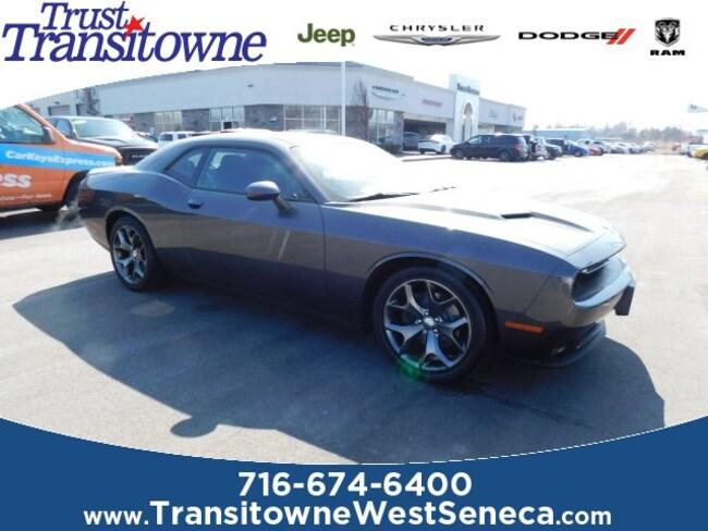 New 2016 Dodge Challenger SXT Coupe Near Buffalo