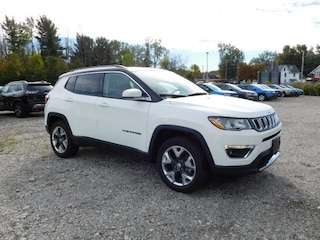 New 2019 Jeep Compass LIMITED 4X4 Sport Utility in Elma, NY