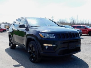 New 2019 Jeep Compass ALTITUDE 4X4 Sport Utility in Elma, NY