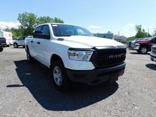 New 2019 Ram 1500 TRADESMAN CREW CAB 4X4 5'7 BOX Crew Cab 1C6SRFGT9KN600191 E19259 in Williamsville, NY