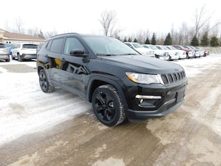 New 2019 Jeep Compass ALTITUDE 4X4 Sport Utility in Williamsville, NY