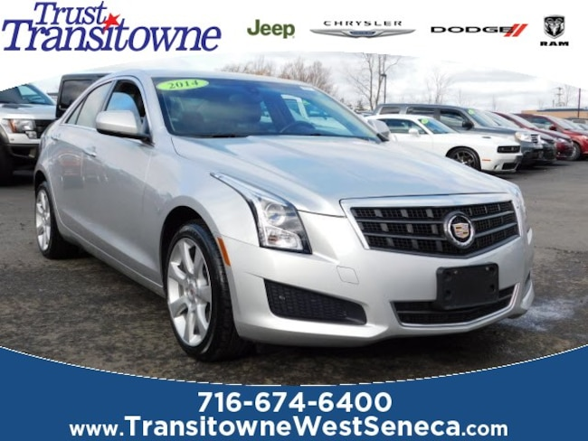Used 2014 Cadillac ATS 2.0L Turbo Sedan Near Buffalo