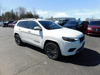 New 2019 Jeep Cherokee HIGH ALTITUDE 4X4 Sport Utility in Elma, NY