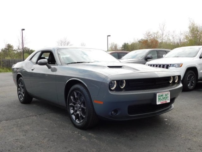 2018 Dodge Challenger GT ALL-WHEEL DRIVE Coupe serving Buffalo