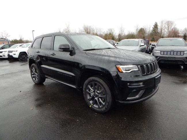 New 2019 Jeep Grand Cherokee HIGH ALTITUDE 4X4 Sport Utility Near Buffalo
