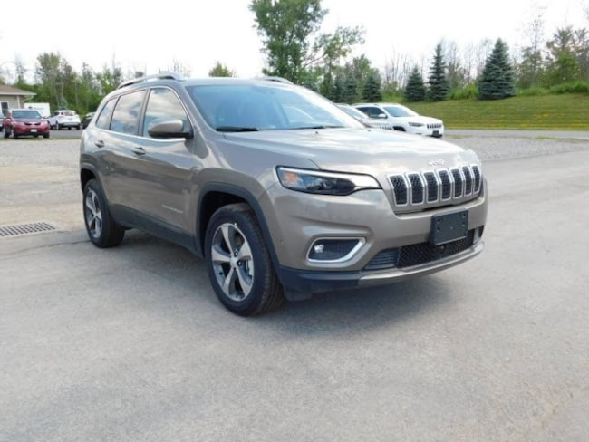 Jeep Cherokee Sport For Sale >> 2019 Jeep Cherokee Limited 4x4 For Sale In West Seneca Ny