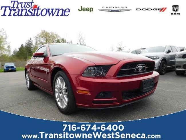 New 2014 Ford Mustang V6 Coupe Near Buffalo
