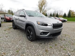New 2019 Jeep Cherokee ALTITUDE 4X4 Sport Utility in Williamsville, NY