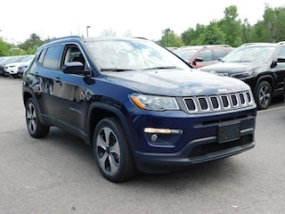 New 2018 Jeep Compass LATITUDE 4X4 Sport Utility in Williamsville, NY