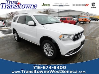 Used 2014 Dodge Durango SXT SUV in Elma, NY