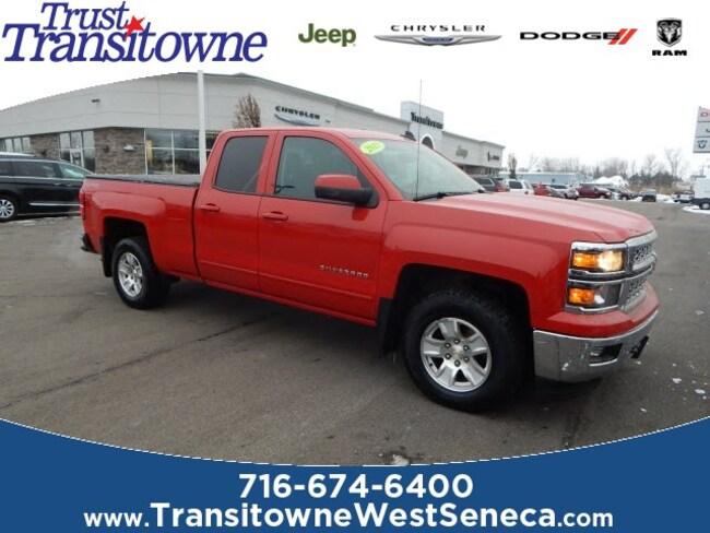 Used 2015 Chevrolet Silverado 1500 LT w/1LT Truck Near Buffalo