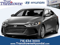 New 2020 Hyundai Elantra SE w/Sulev Sedan in Williamsville, NY