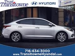 New 2019 Hyundai Accent SE Sedan 3KPC24A33KE042826 H19015 in Williamsville, NY