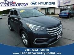 Used 2018 Hyundai Santa Fe Sport 2.4L SUV in Williamsville, NY