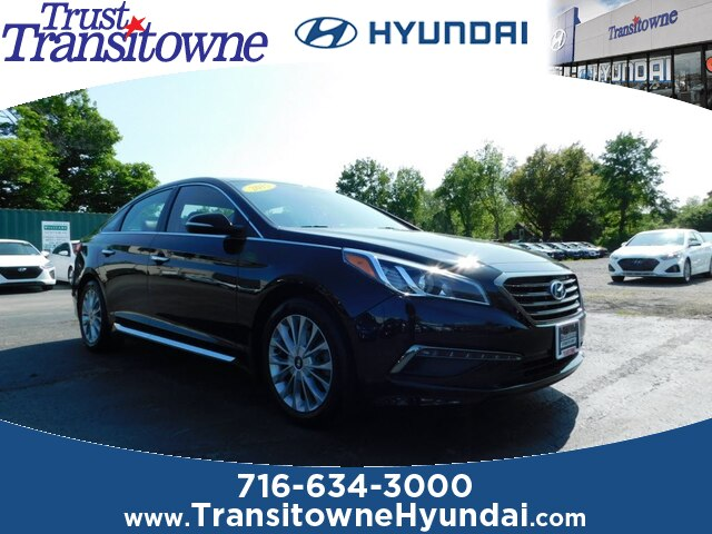 2015 Hyundai Sonata Limited w/Pzev Sedan