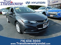 Pre-Owned Chevrolet Cruze For Sale Near Buffalo