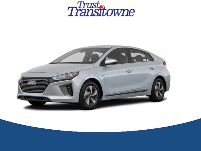 New 2017 Hyundai Ioniq Hybrid For Sale Williamsville Ny