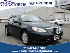 2013 Chrysler 200 Touring Sedan For Sale Near Buffalo