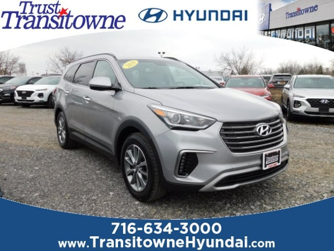 Mazda Santa Fe >> Used 2018 Hyundai Santa Fe For Sale At Mazda Of West Ridge Vin