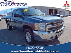 Used 2012 Chevrolet Silverado 1500 LT Truck Extended Cab in Williamsville, NY