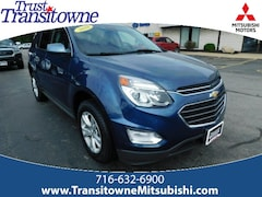 Used 2016 Chevrolet Equinox LT SUV in Williamsville, NY