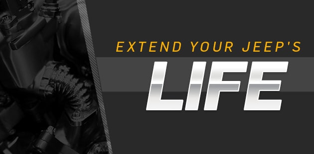 Extend Your Jeep's Life - Limon, CO