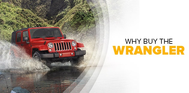 Why Buy The Wrangler - Limon, CO