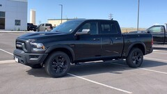 New 2020 Ram 1500 Classic WARLOCK CREW CAB 4X4 5'7 BOX Crew Cab For Sale in Limon, CO